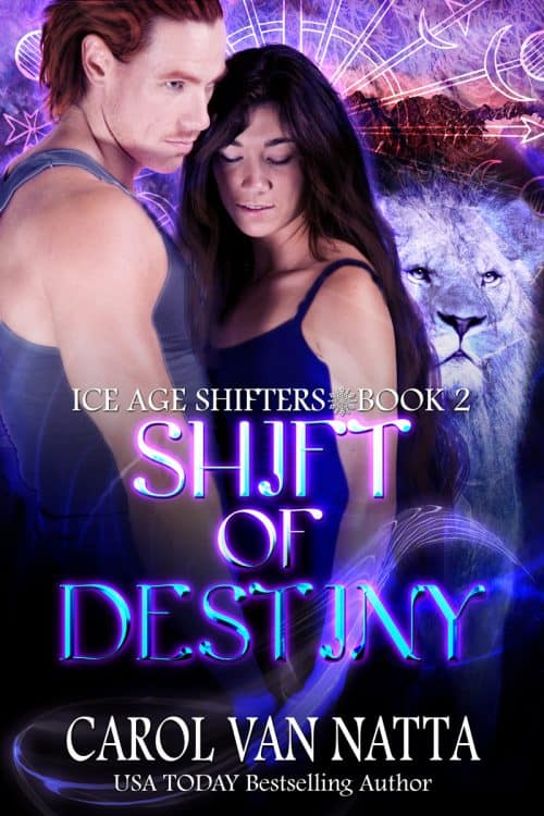 Shift of Destiny by Carol Van Natta